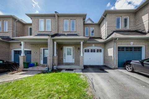 Townhouse for sale at 67 Daniel Reaman Cres Vaughan Ontario - MLS: N4478418