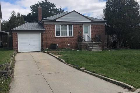 House for sale at 67 Dorking Cres Toronto Ontario - MLS: W4426697