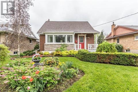 House for sale at 67 Dover St Waterloo Ontario - MLS: 30740578