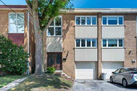 Townhouse for rent at 67 Elvina Gdns Toronto Ontario - MLS: C4590125