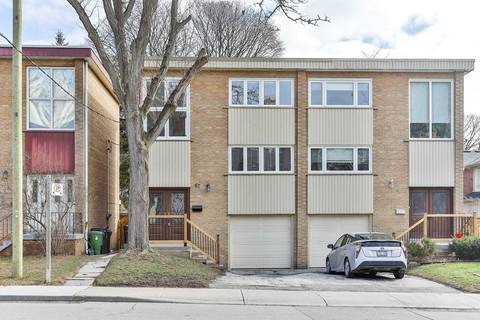 Townhouse for rent at 67 Elvina Gdns Toronto Ontario - MLS: C4718459