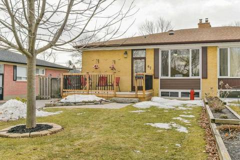 Townhouse for sale at 67 Emperor St Ajax Ontario - MLS: E4387698