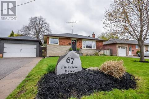 House for sale at 67 Fairview Dr Brantford Ontario - MLS: 30734288