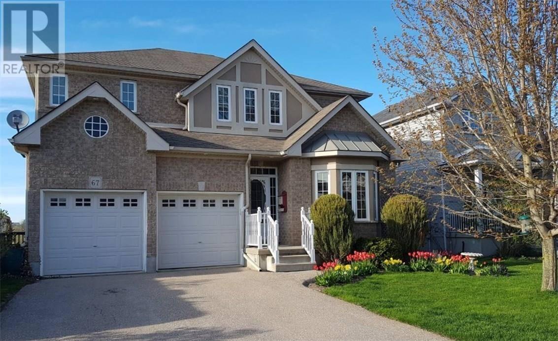 House for sale at 67 Ferris Dr Wellesley Ontario - MLS: 30732834