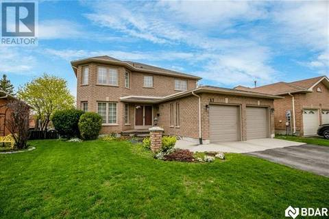 House for sale at 67 Finlay Rd Barrie Ontario - MLS: 30745419