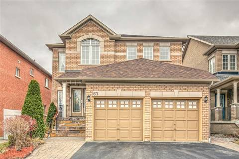 House for sale at 67 Futura Ave Richmond Hill Ontario - MLS: N4410514
