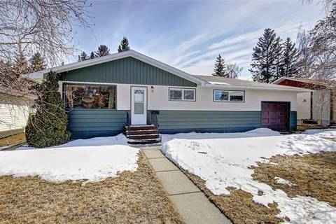 House for sale at 67 Gainsborough Dr Southwest Calgary Alberta - MLS: C4293090