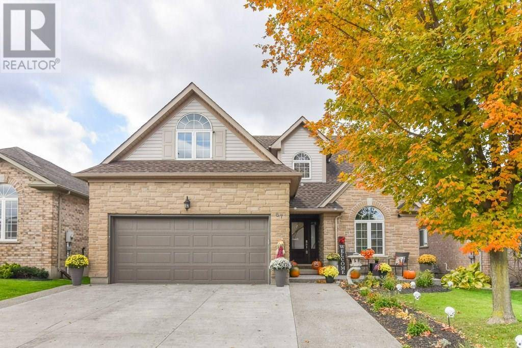 House for sale at 67 Gatehouse Dr Cambridge Ontario - MLS: 30774162