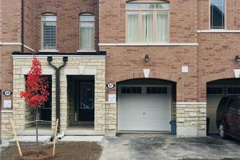 Townhouse for rent at 67 Gordon Circ Newmarket Ontario - MLS: N4966917