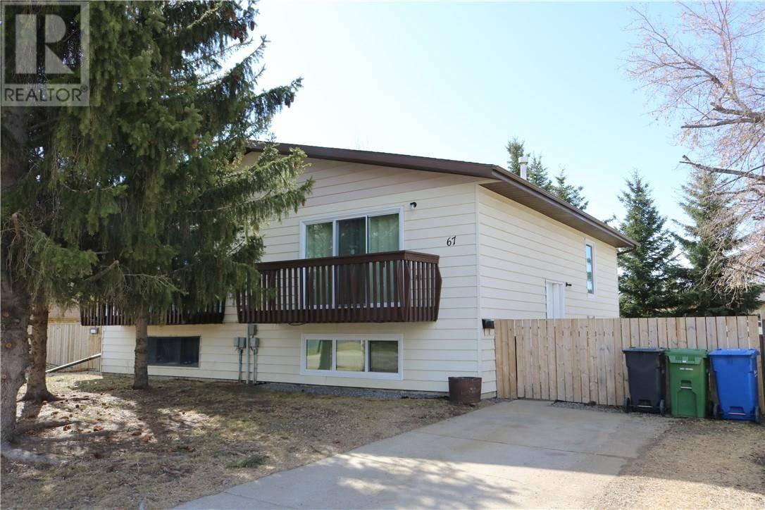 Townhouse for sale at 67 Gordon St Red Deer Alberta - MLS: ca0190595