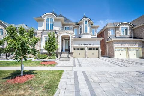 House for rent at 67 Gracedale Dr Richmond Hill Ontario - MLS: N4508940