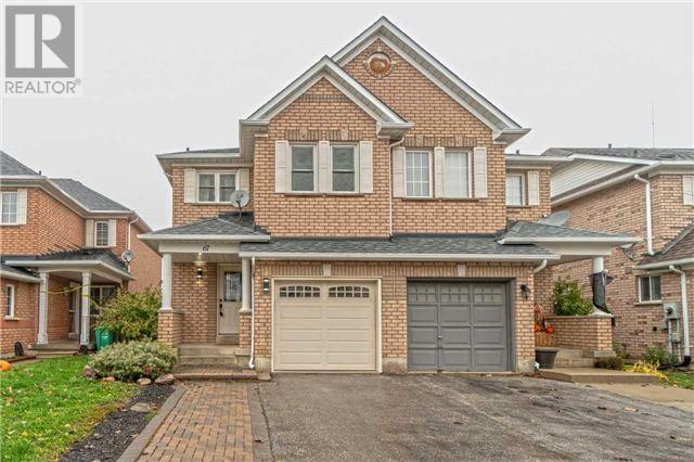 House for sale at 67 Grapevine Road Caledon Ontario - MLS: W4294972