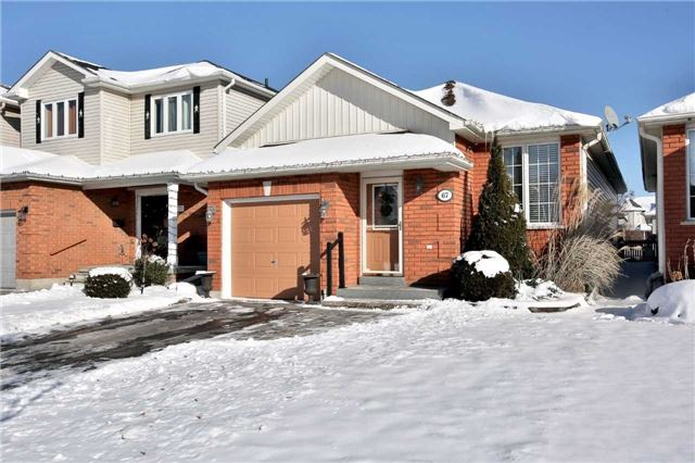 Sold: 67 Harmer Drive, Clarington, ON