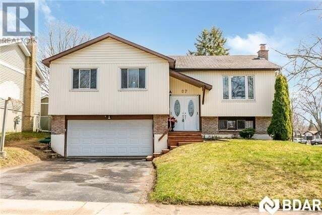 House for sale at 67 Heather St Barrie Ontario - MLS: 30826048