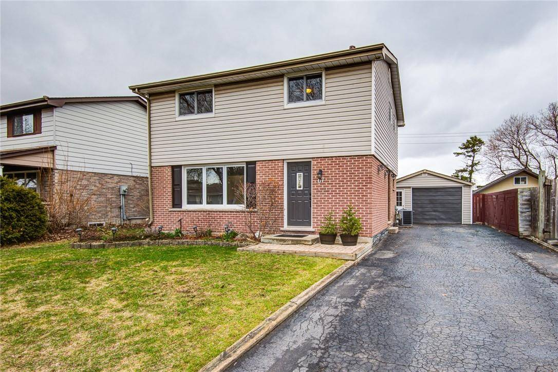 House for sale at 67 Hopewell Cres Stoney Creek Ontario - MLS: H4075725