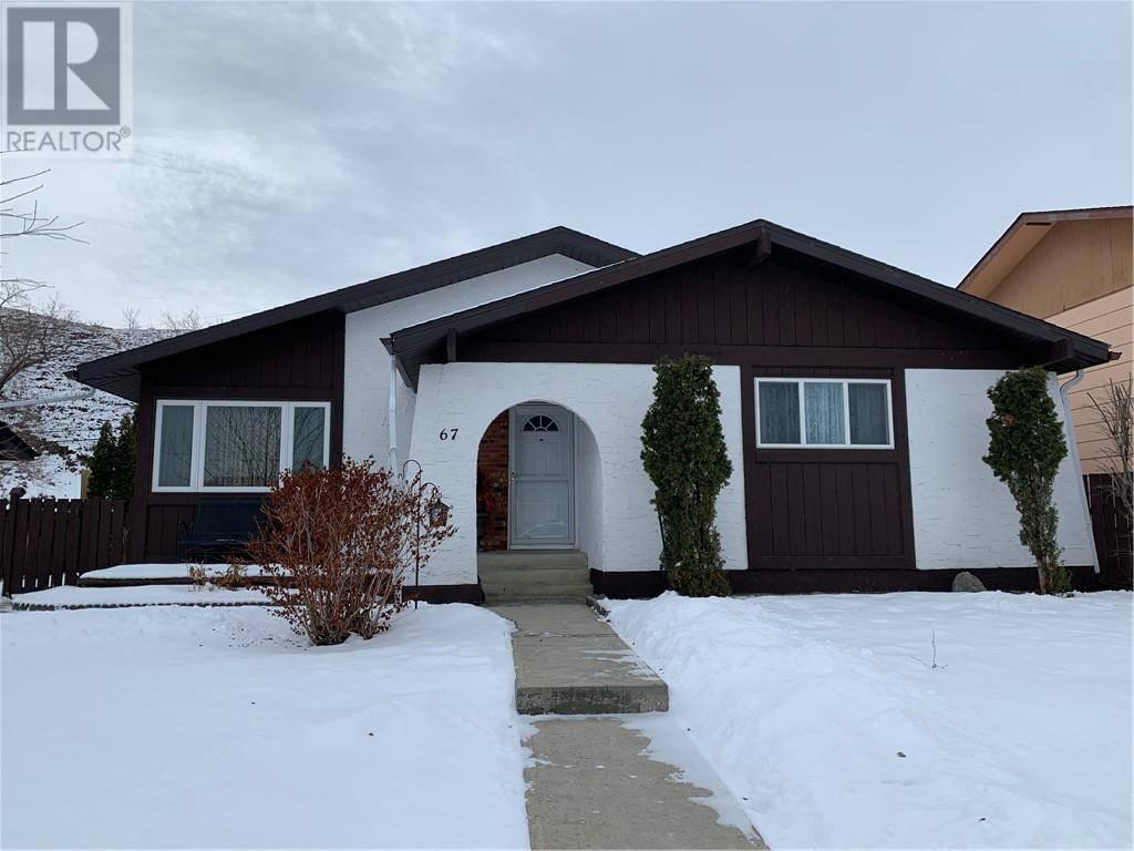 House for sale at 67 Hunts Cres Drumheller Alberta - MLS: sc0188942