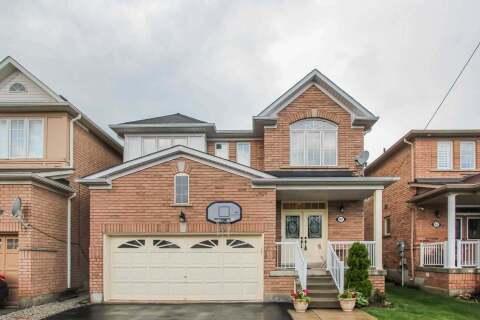 House for sale at 67 Iron Block Dr Brampton Ontario - MLS: W4796317