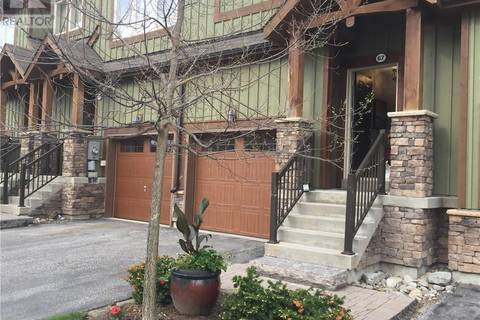 Townhouse for sale at 67 Joseph Tr Collingwood Ontario - MLS: 188073