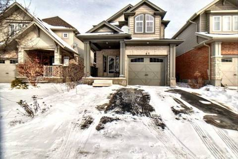 House for sale at 67 Laughland Ln Guelph Ontario - MLS: X4666052