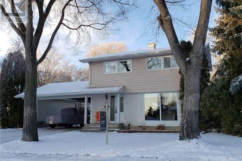 House for sale at 67 Lockwood Rd Regina Saskatchewan - MLS: SK779460