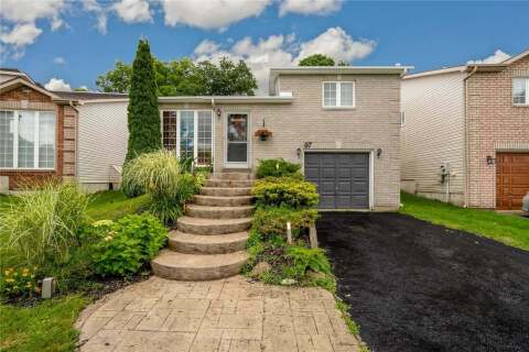 House for sale at 67 Lougheed Rd Barrie Ontario - MLS: S4861035