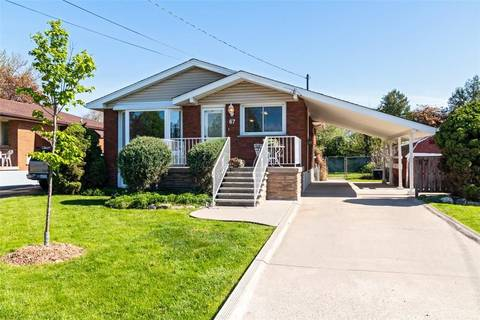 House for sale at 67 Luscombe St Hamilton Ontario - MLS: H4054229