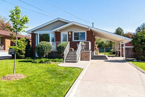 House for sale at 67 Luscombe St Hamilton Ontario - MLS: X4459810