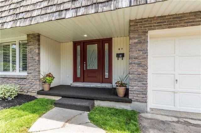 For Sale: 67 Manor Drive, Kitchener, ON | 3 Bed, 2 Bath House for $575,000. See 20 photos!