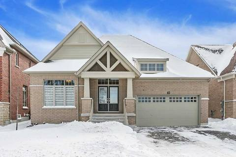 House for sale at 67 Marks Rd Springwater Ontario - MLS: S4685604