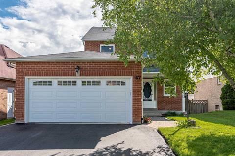 House for sale at 67 Natanya Blvd Georgina Ontario - MLS: N4493810