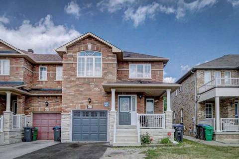 Townhouse for sale at 67 Passfield Tr Brampton Ontario - MLS: W4522703