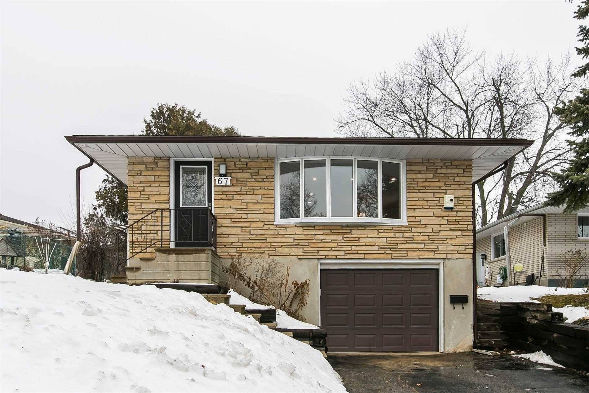 House for sale at 67 Pinedale Dr Kitchener Ontario - MLS: X4718485