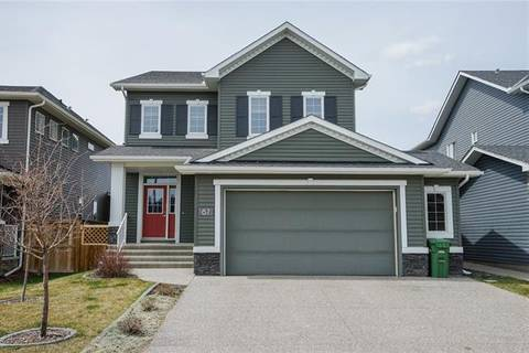 House for sale at 67 Ravenscroft Cs Southeast Airdrie Alberta - MLS: C4244031