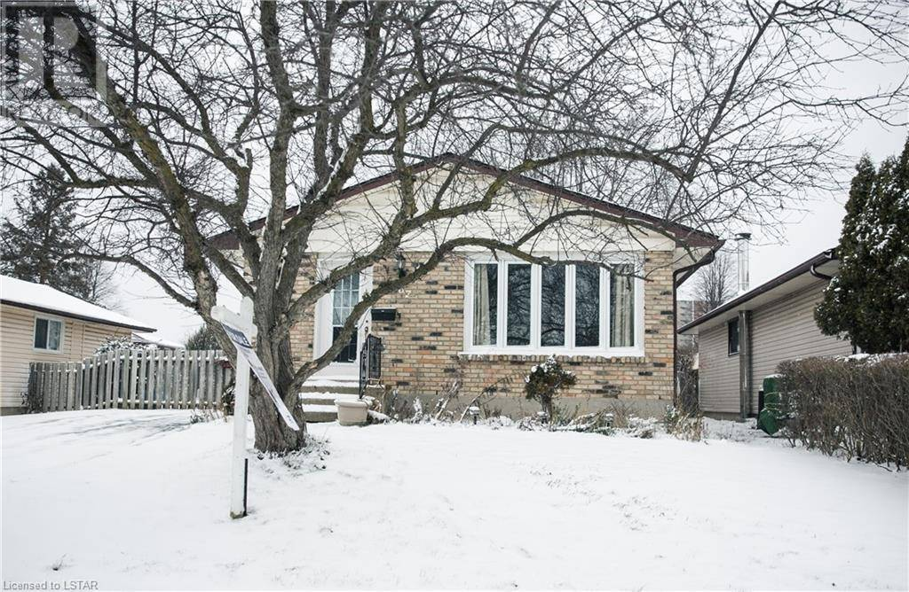 House for sale at 67 Renny Cres London Ontario - MLS: 238575