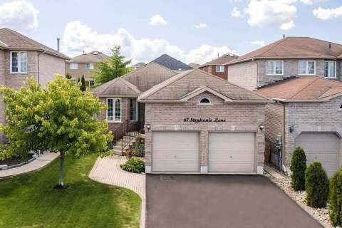 House for sale at 67 Stephanie Ln Barrie Ontario - MLS: S4866314