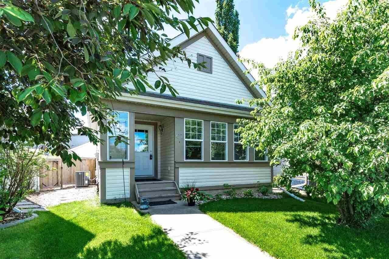 House for sale at 67 Summerfield Wd Sherwood Park Alberta - MLS: E4202155