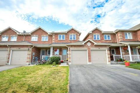 Townhouse for sale at 67 Sydenham Wells Rd Barrie Ontario - MLS: S4520505