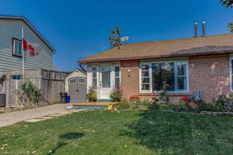 House for sale at 67 Tennyson St Woodstock Ontario - MLS: 40033259