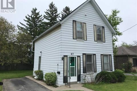 Townhouse for sale at 67 Terrace Hill St Brantford Ontario - MLS: 30717436
