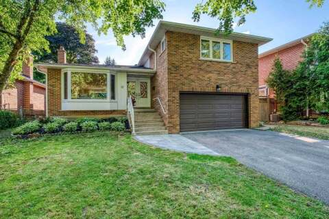 House for sale at 67 Tidefall Dr Toronto Ontario - MLS: E4861563