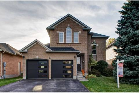 House for sale at 67 Wadsworth Cres Cambridge Ontario - MLS: X4604003