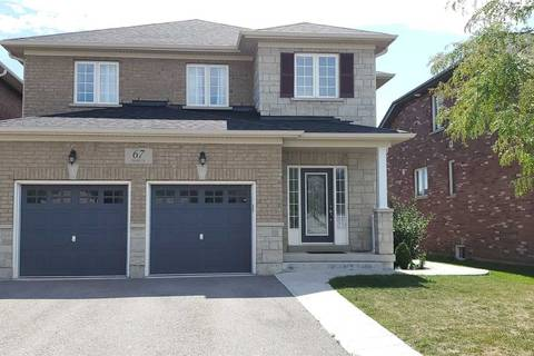 House for sale at 67 Webb St Bradford West Gwillimbury Ontario - MLS: N4542013