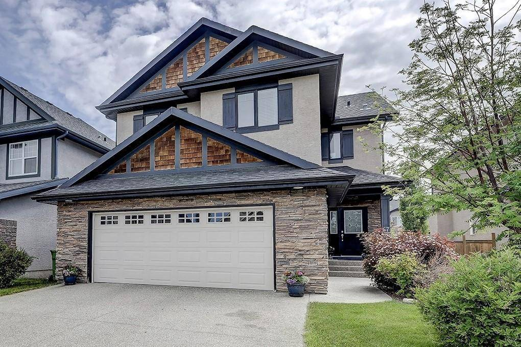 House for sale at 67 Wentworth Cres Sw West Springs, Calgary Alberta - MLS: C4264044