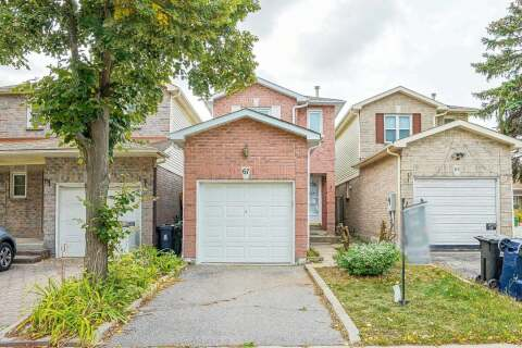 House for sale at 67 Whispering Willow Ptwy Toronto Ontario - MLS: E4946526