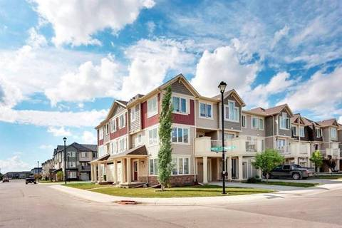 Townhouse for sale at 67 Windstone Green Southwest Airdrie Alberta - MLS: C4267452