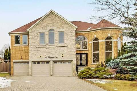 House for sale at 67 Wingate Cres Richmond Hill Ontario - MLS: N4926102
