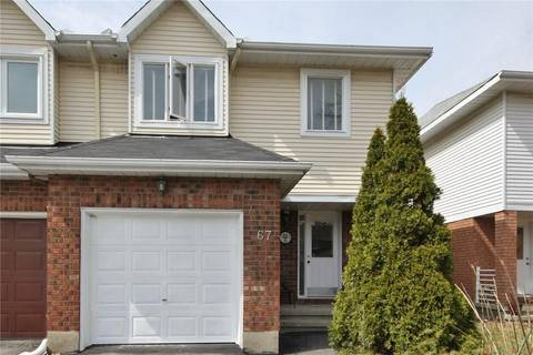 Townhouse for sale at 67 Woodpark Wy Nepean Ontario - MLS: 1148771