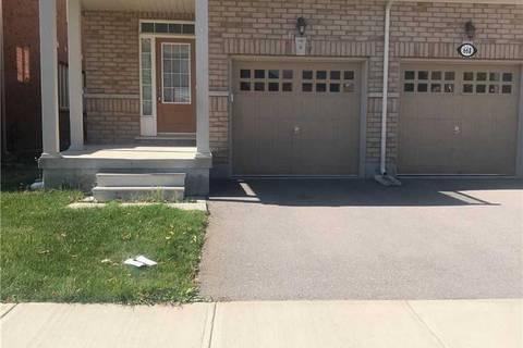 Townhouse for rent at 670 Asleton Blvd Milton Ontario - MLS: W4574768