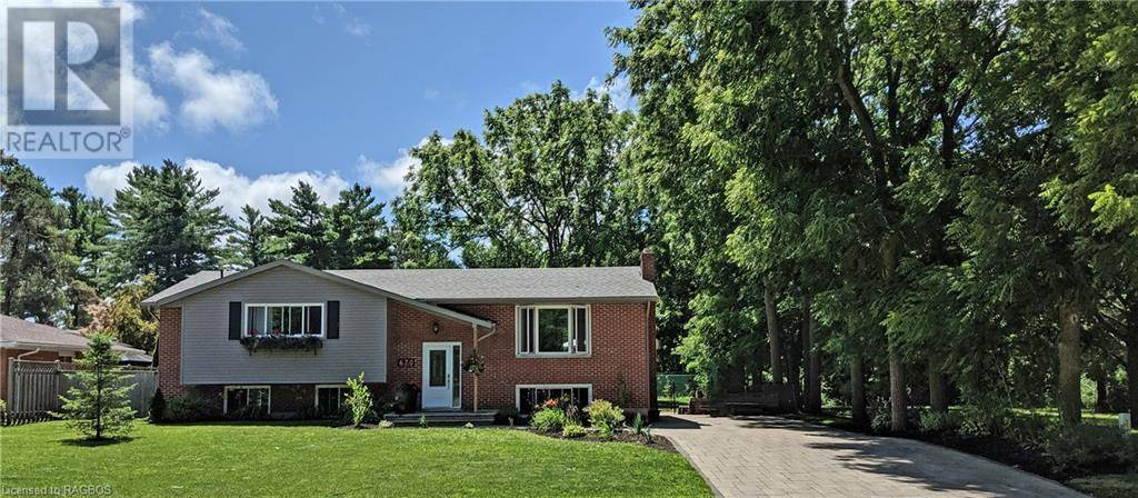 House for sale at 670 Devonshire Rd Port Elgin Ontario - MLS: 214847