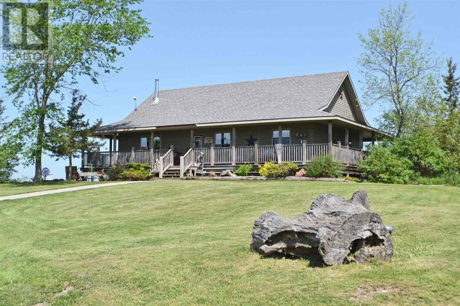 Residential property for sale at 670 Miller Rd Stone Mills Ontario - MLS: K20000944